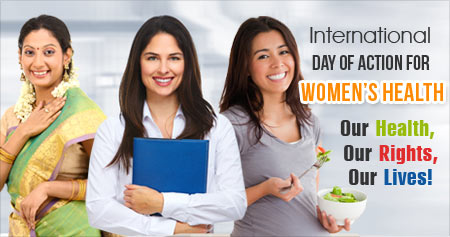 International Day of Action for Women's Health-28th May