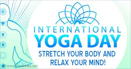 International Yoga Day 2021 -