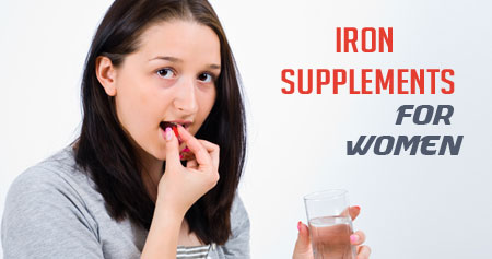 Iron Supplements for Women