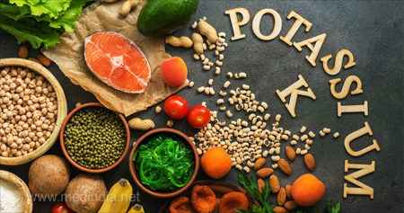 Potassium Rich Foods / Foods High in Potassium