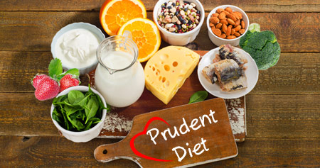 �Prudent� Diet Could Lower Risk of Cardiovascular Disease
