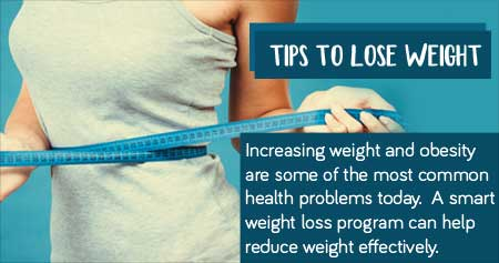 How to Lose Weight in 12 Simple Steps