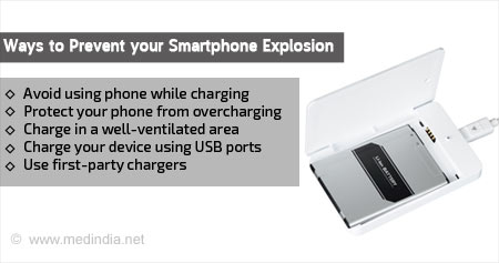 Why do Smartphones Explode & Also Release Harmful Gases