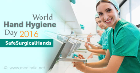 World Hand Hygiene Day 2016 - Save Lives: Clean Your Hands- #Safesurgicalhands
