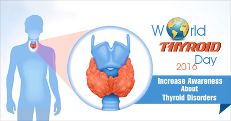 World Thyroid Day 2016