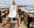 Exercise, Healthy Diet can Stave Off Age-Related Muscle Loss