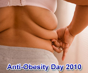 Anti-Obesity Day 2010 - The Big Fat Problem Plaguing India