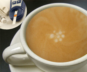 Anti-oxidants in Coffee Reduce Blood Sugar but Not Inflammation in Diabetes