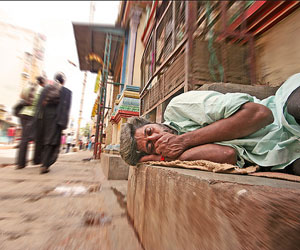 Homeless Population Have a Significantly Shorter Life-expectancy