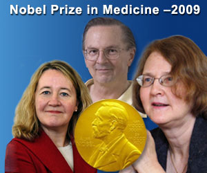 Nobel Prize in Medicine - 2009