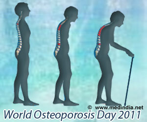 World Osteoporosis Day 2011