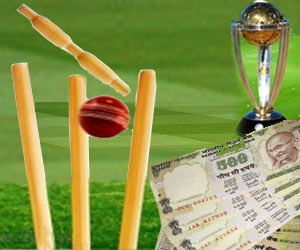 World Cup Cricket Finals-Psychology of Betting