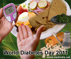 World Diabetes Day 2011: 'Act on Diabetes. Now'