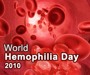 World Hemophilia Day 2010
