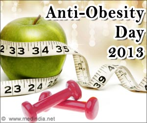 Anti-Obesity Day 2013: Eat Healthy, Move More, Stress Less