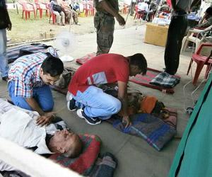News about Uttarakhand Floods: Helping Hands at Uttarakhand Flood Relief Camps