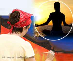 Art Therapy and Meditation May Control Stress in Cancer Patients