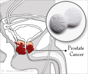 Aspirin Reduces Risk of Death Due to Prostate Cancer