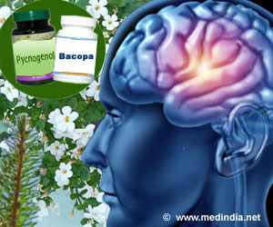 Will Bacopa and Pycnogenol Improve Cognitive Performance in Elderly?