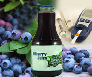 Bilberry Lowers Insulin Demand in Diabetics: New Research