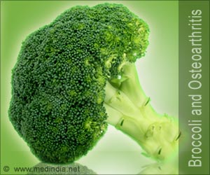 Broccoli Could Possibly Benefit Osteoarthritis Patients