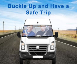 Buckle Up and Have a Safe Trip