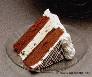 Cake Munching Raises Women's Cancer Risk