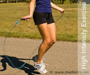 High-Intensity Interval Training Burns More Calories in Lesser Time