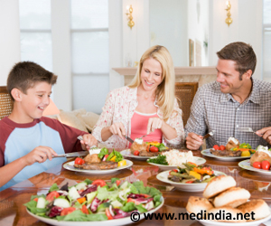 Parents' Choice of Food Influences That of Children