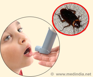 Cockroach-Related Asthma in Kids