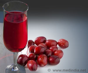 Cranberry Juice May Lower Blood Pressure in Healthy Adults