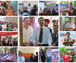 Dystrophy R&D Lab Inaugurated in Bangalore