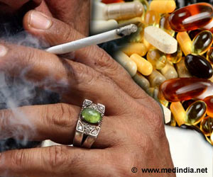 Are Dietary Supplements Beneficial in Smokers?