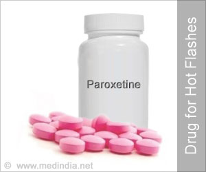 Paroxetine Approved By FDA for Hot Flashes