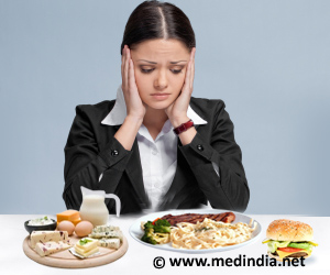 Effect of Food on Stress-Related Mood and Eating Behavior