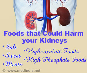 Foods That Could Harm Your Kidneys