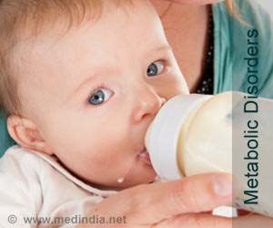 Formula Feeding May Cause Metabolic Disease Later in Life