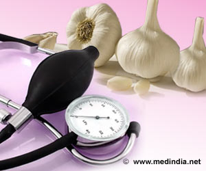 Garlic Lowers Blood Pressure in Hypertensive Patients
