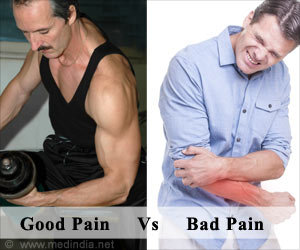 Good Pain Vs Bad Pain - Learn the Difference