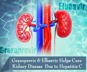 Grazoprevir and Elbasvir Can Cure Chronic Kidney Disease Secondary to Hepatitis C