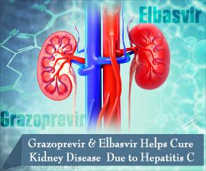 Grazoprevir and Elbasvir Can Cure Chronic Kidney Disease Secondary to Hepatitis C