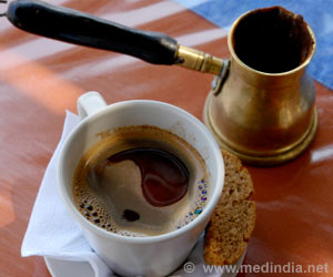 Drink Boiled Greek Coffee and Live Long
