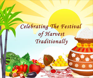 Celebrating the Festival of Harvest Traditionally