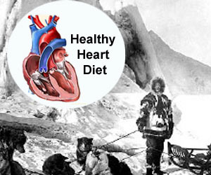 Diet and Genetic Variations Predict Heart Disease in Inuit Population