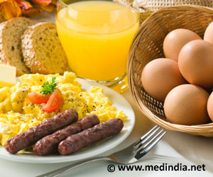 Effect of High Protein and High Carbohydrate Breakfast in Anorexia and Bulimia Patients