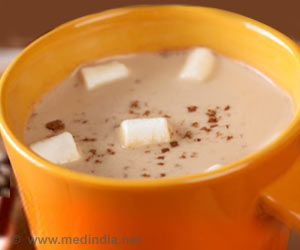 Color of the Cup Enhances Taste of Hot Chocolate