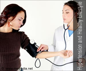 Treat Hypertension With a Healthy Lifestyle