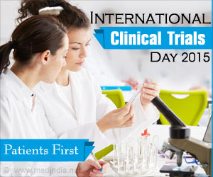 International Clinical Trials Day 2015