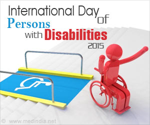 International Day of Persons With Disabilities 2015 Stresses on Inclusion and Rights