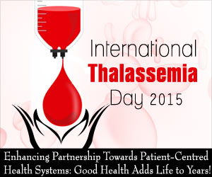 International Thalassemia Day 2015